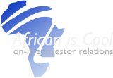 shareholder communications for Africa